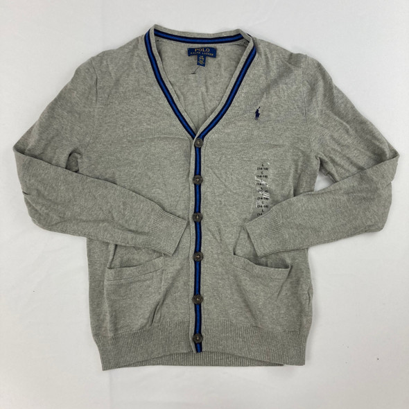 Double Pocket Heather Sweater 14-16 yr