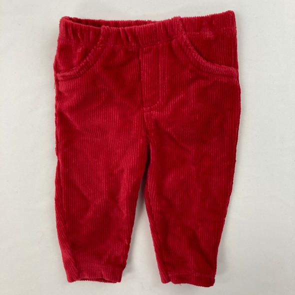 Corduroy Pants 3 mth