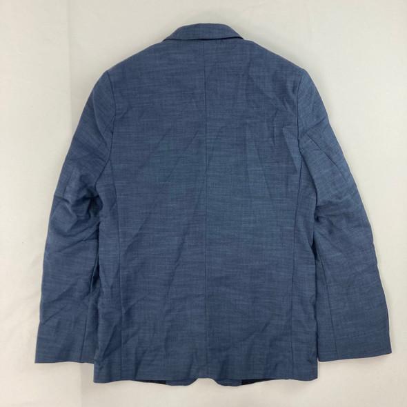 Navy Heather Suit Jacket 12 yr