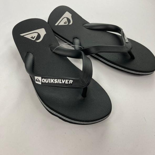 Black Flip Flops 4/5