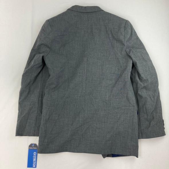 Charcoal Suit Coat 18 yr