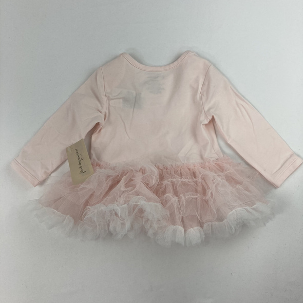 Tulle Ruffle Dress 3-6 mth