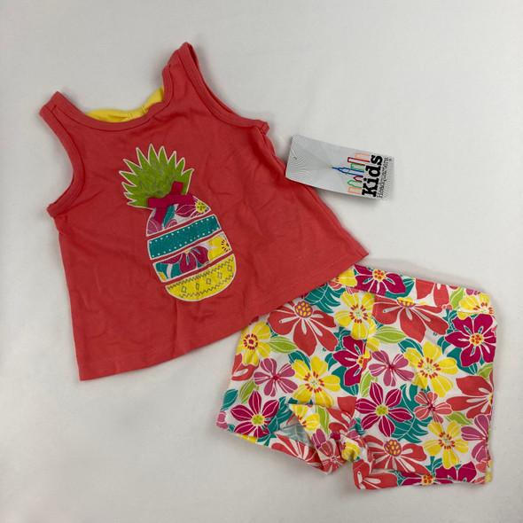 Pineapple 2-pc 12 mth