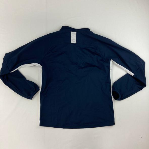 Navy Track Sweatshirt XL