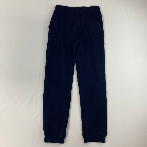 Navy Sweatpants 10 yr