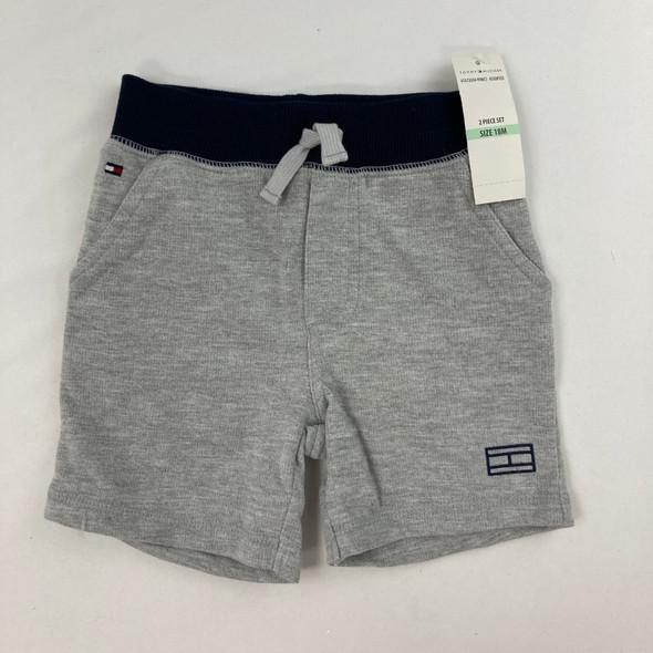 Navy Trim Shorts 18 mth