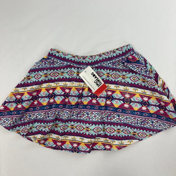 Western Tribal Skirt 5 yr