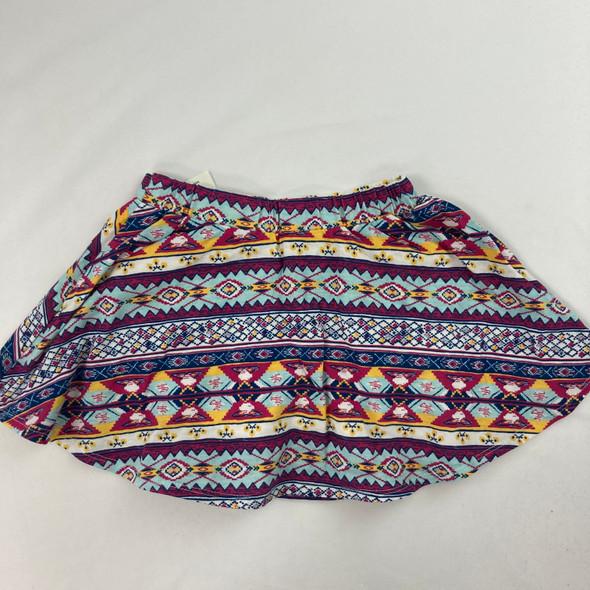 Western Tribal Skirt 4T