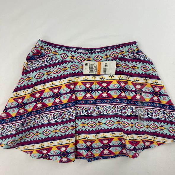 Western Tribal Skirt 6X