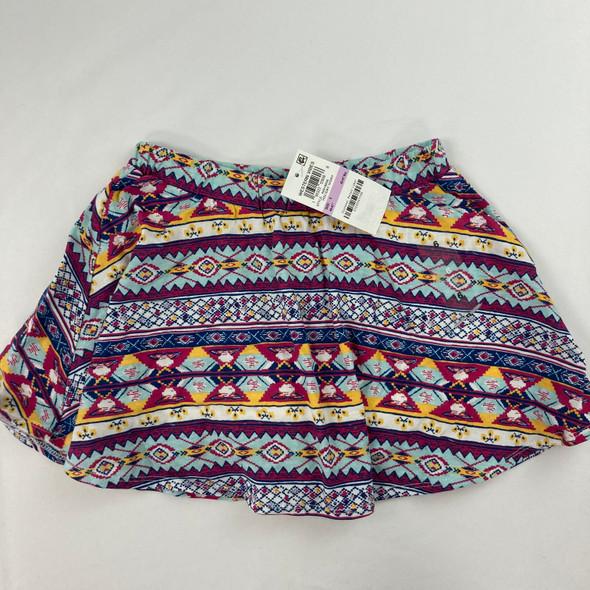 Western Tribal Skirt 6 yr
