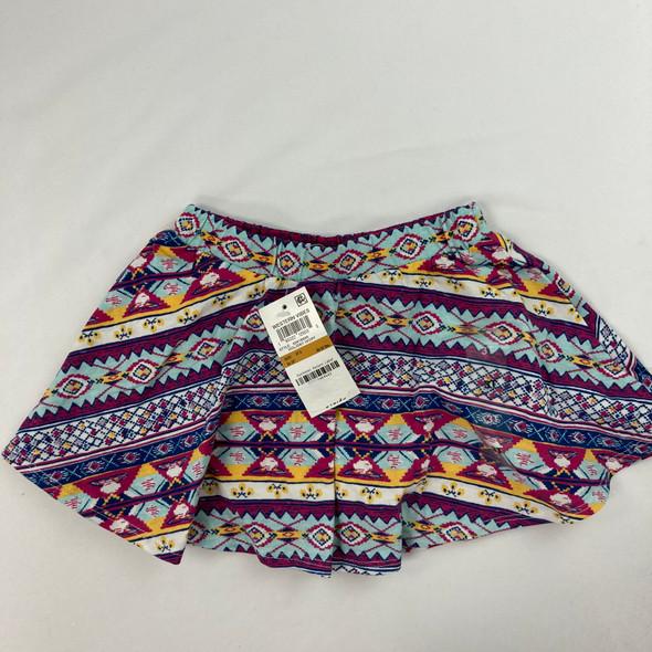Western Tribal Skirt 3T