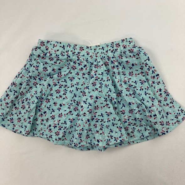 Ditsy Branches Skirt 3T