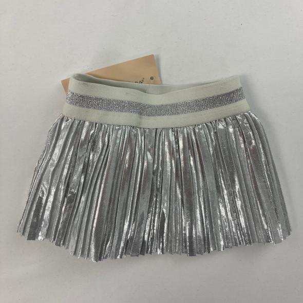 Metallic Skirt Newborn