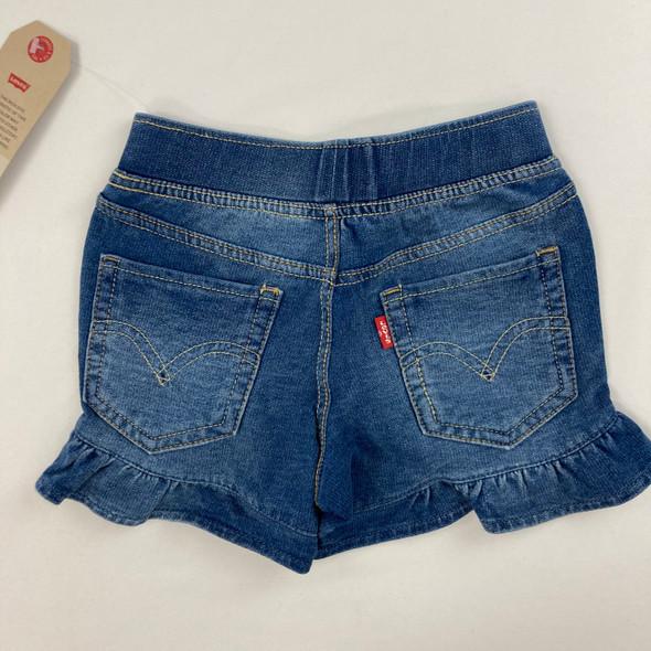 Ruffle Knit Short 5 yr