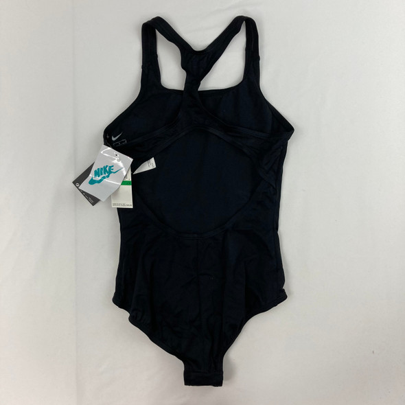 Swoosh 1-pc Swimsuit 12-13 yr
