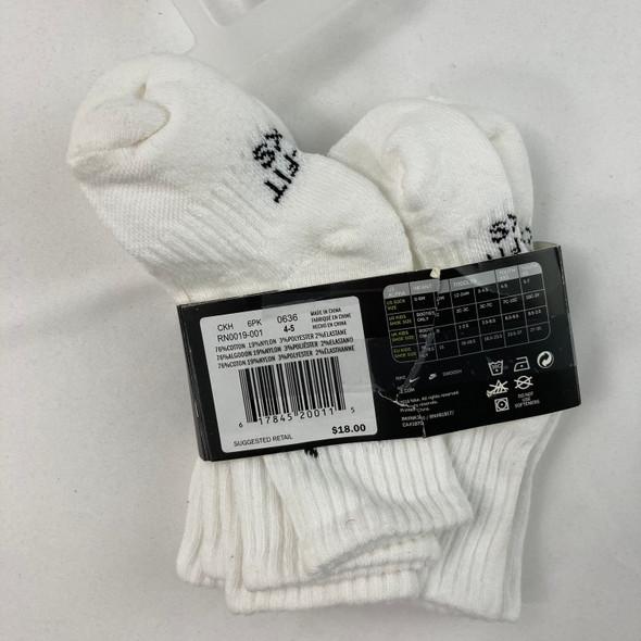 5pk Performance Socks 7C-10C