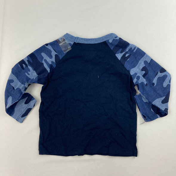 Baseball Pocket Shirt 18 mth