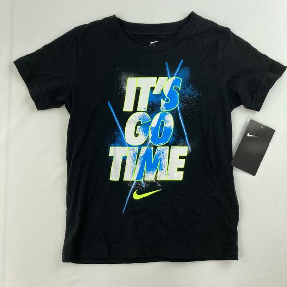 It's Go Time Tee 6 yr