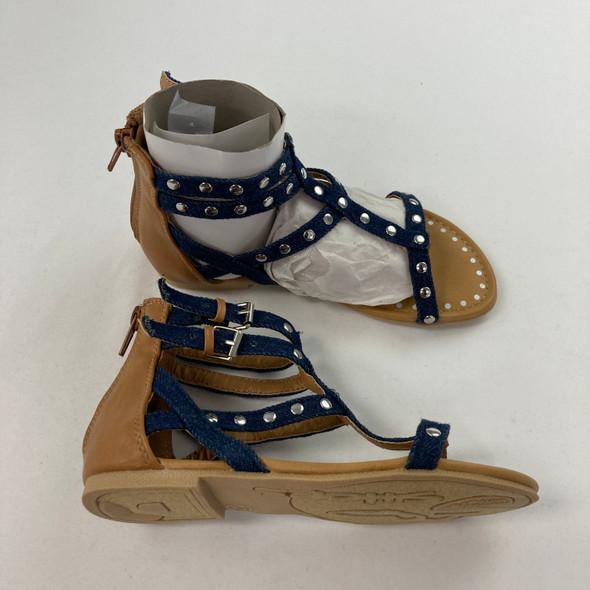 Stud Gladiator Sandals 12 mth