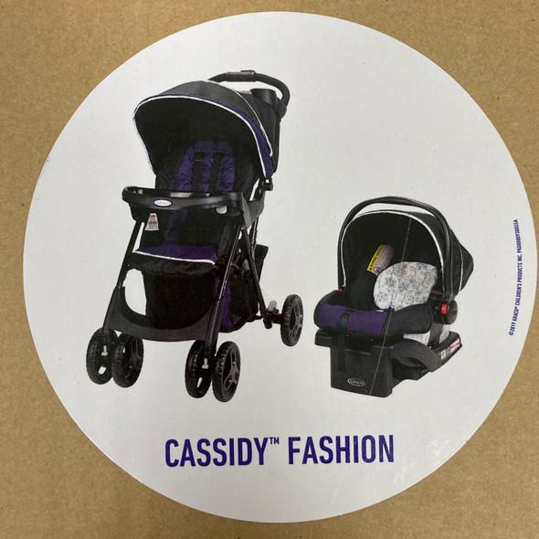 Comfy Cruiser Travel System- Cassidy Fashion