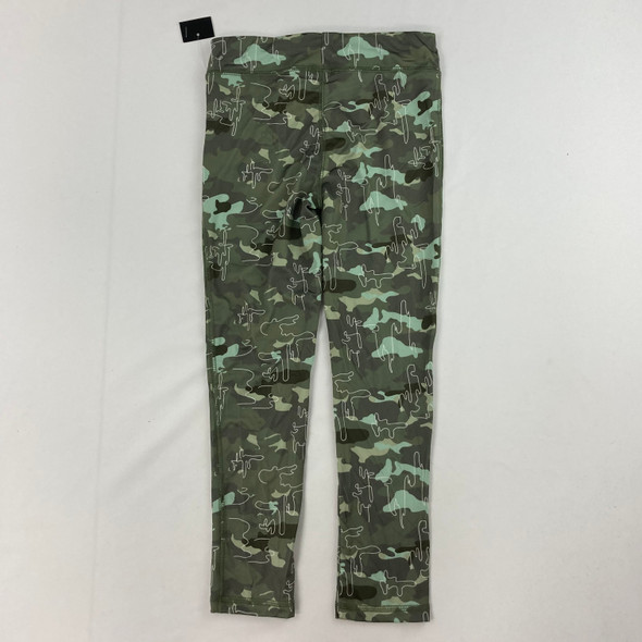 Camouflage Print Leggings 6 yr