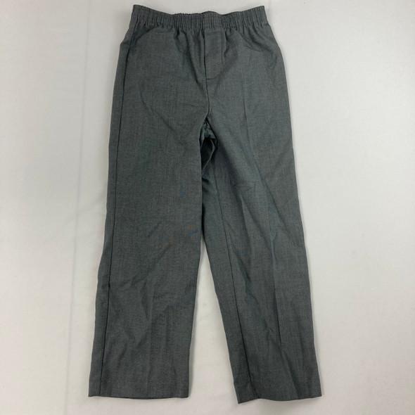 Light Gray Suit Pants 7 yr