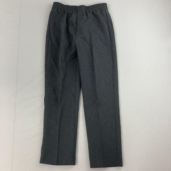 Dark Gray Suit Pants 7 yr