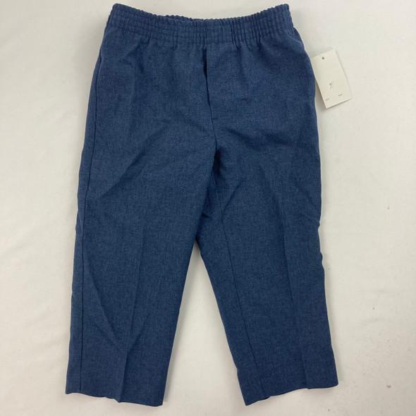 Moody Blue Dress Pants 2T