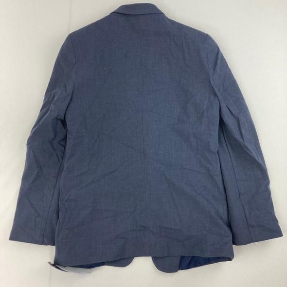 Norwegian Blue Suit Coat 14 yr