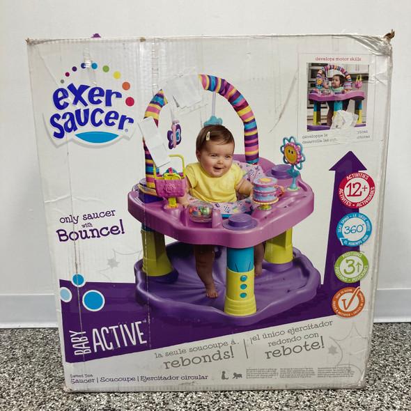 Activity Saucer A