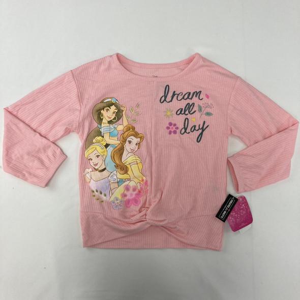 Dream All Day Princess Top 5 yr