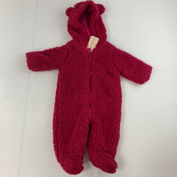 Sherpa Bunting 1-pc 3-6 mth