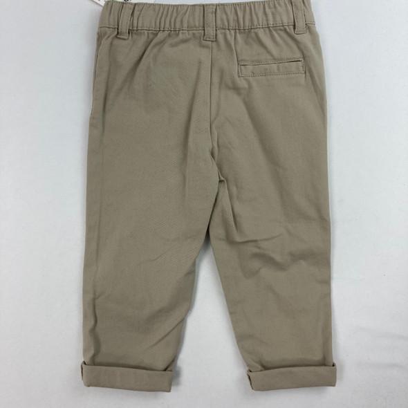 Chino Dressy Pants 18 mth