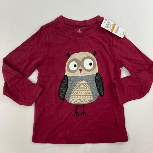 Little Owl Tee 3T