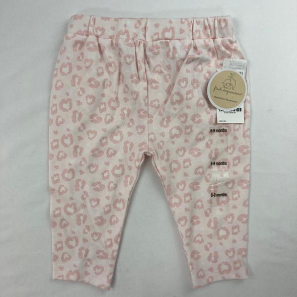 Leopard Pants 6-9 mth