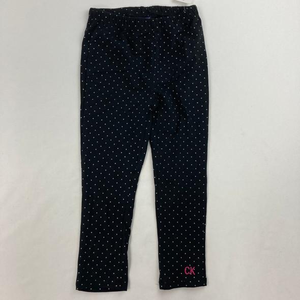 Polka Dot Ck Legging 4T