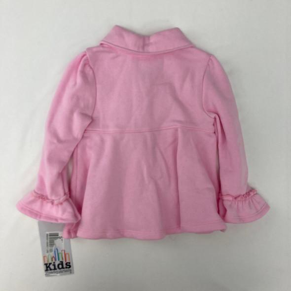 Flower ruffle Jacket 18 mth