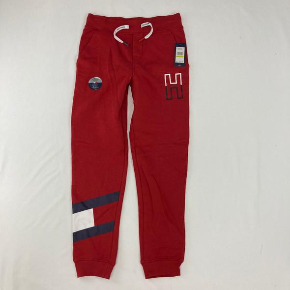 Scarlet Logo Sweatpants M 12/14 yr
