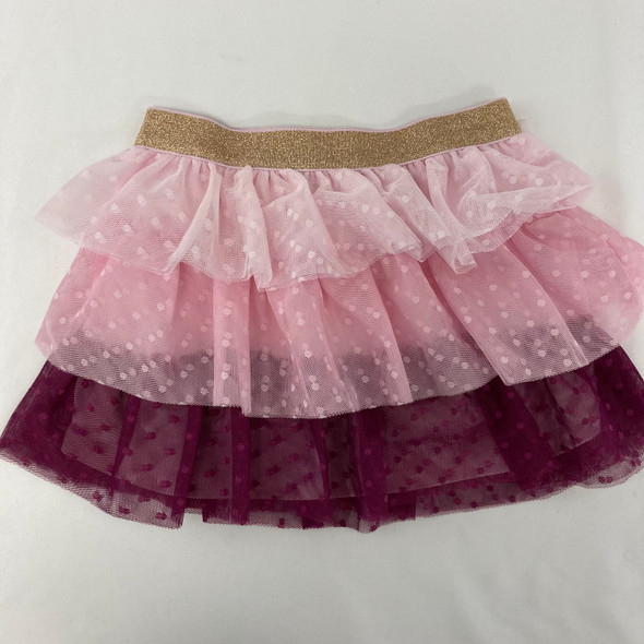 3-Tier Tulle Skirt 3T