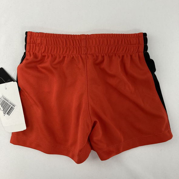 Habanero Red Shorts 12 mth
