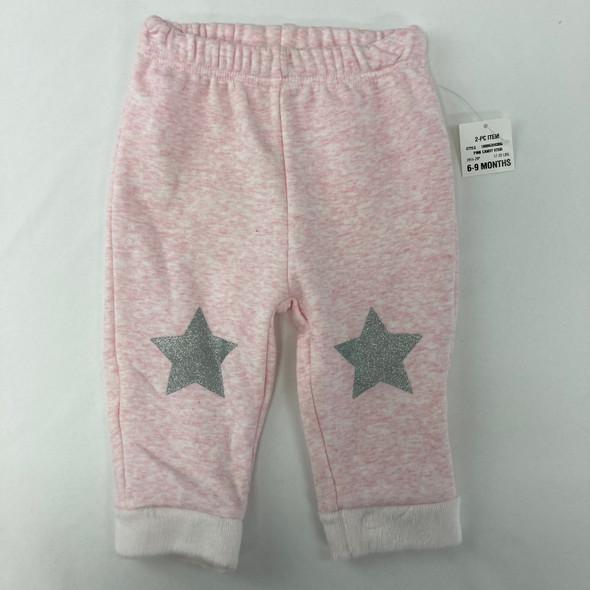 Star Patch Sweatpants 6-9 mth
