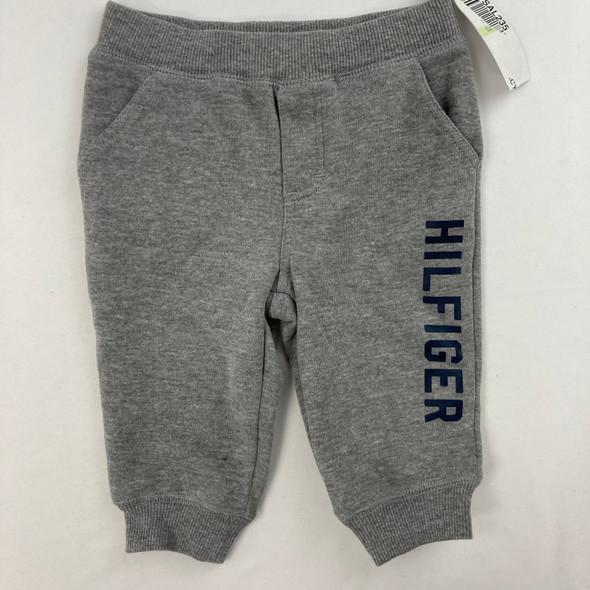 Hilfiger Logo Sweatpants 3/6 mth