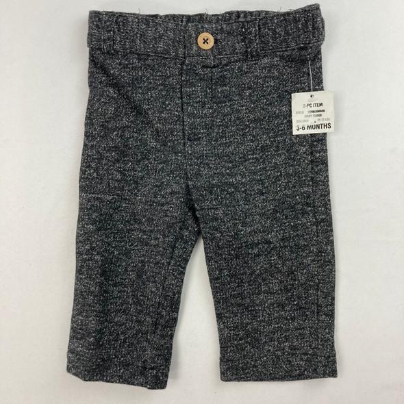 Dressy Sweatpants 3-6 mth
