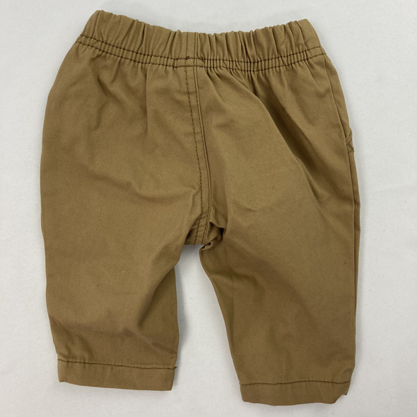 Light Khaki Pants 3 mth