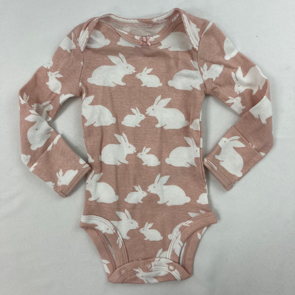 LS Bunny Bodysuit Newborn