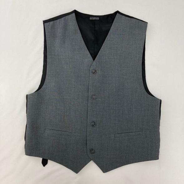 Heather Dresswear Vest 18/20 yr