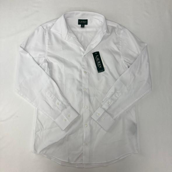 Tuxedo Button-up 18 yr