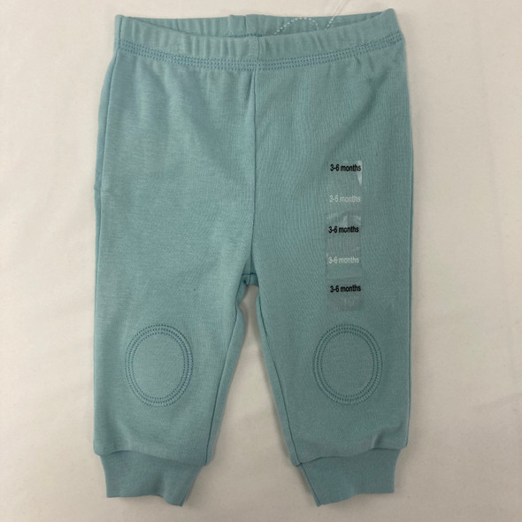 Knee Patch Bottoms 3-6 mth
