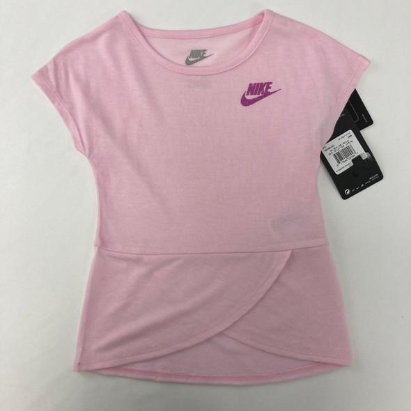 Light Pink Logo Tee 24 mth