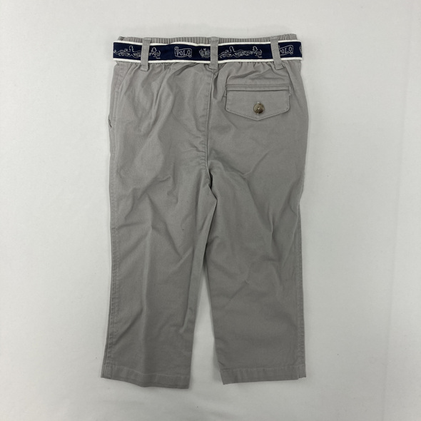Light Gray Khaki Pants 24 mth
